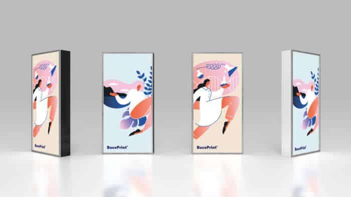 Cajas de Luz BucoPrint